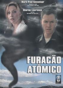 Furacão Atômico - Poster / Capa / Cartaz - Oficial 1