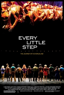 Every Little Step - Poster / Capa / Cartaz - Oficial 1