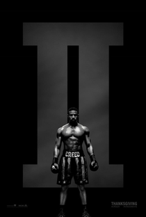 Creed II - Poster / Capa / Cartaz - Oficial 3