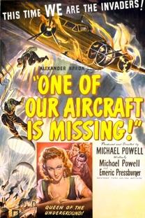 E... um Avião não Regressou - Poster / Capa / Cartaz - Oficial 2