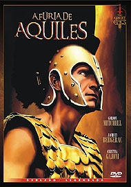 A Fúria de Aquiles - Poster / Capa / Cartaz - Oficial 1