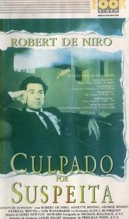 Culpado por Suspeita - Poster / Capa / Cartaz - Oficial 2
