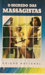 O Segredo das Massagistas - Poster / Capa / Cartaz - Oficial 1