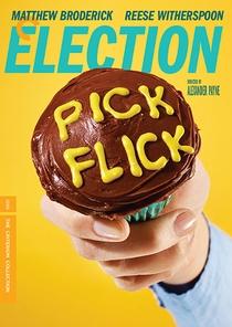 Eleição - Poster / Capa / Cartaz - Oficial 4