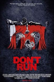 Don't Run - Poster / Capa / Cartaz - Oficial 1