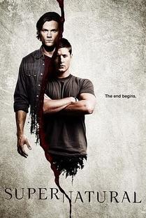 Sobrenatural (7ª Temporada) - Poster / Capa / Cartaz - Oficial 3