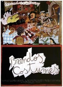 Brandos Costumes - Poster / Capa / Cartaz - Oficial 1