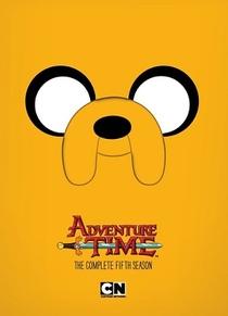 Hora de Aventura (5ª Temporada) - Poster / Capa / Cartaz - Oficial 3