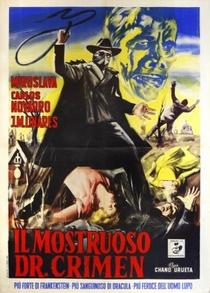 El Monstruo Resucitado - Poster / Capa / Cartaz - Oficial 1