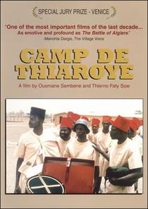 Campo Thiaroye - Poster / Capa / Cartaz - Oficial 1