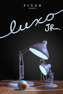 Luxo Jr. - Poster / Capa / Cartaz - Oficial 1