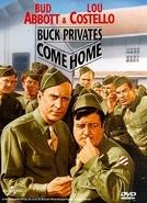 Dois recrutas voltam (Buck Privates Come Home)