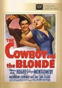 O Cowboy e a Loura - Poster / Capa / Cartaz - Oficial 2