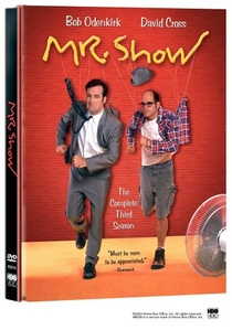 Mr. Show com Bob e David (3ª Temporada) - Poster / Capa / Cartaz - Oficial 1