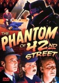 Fantasma da Rua 42 - Poster / Capa / Cartaz - Oficial 2