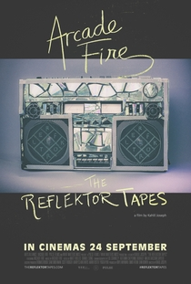 The Reflektor Tapes - Poster / Capa / Cartaz - Oficial 1