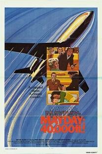 Mayday at 40,000 Feet! - Poster / Capa / Cartaz - Oficial 1