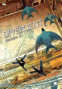 Divergente - Poster / Capa / Cartaz - Oficial 14
