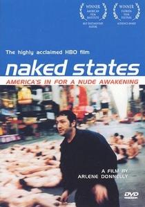 Naked States - Poster / Capa / Cartaz - Oficial 1