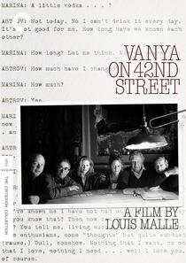 Tio Vanya em Nova York - Poster / Capa / Cartaz - Oficial 1