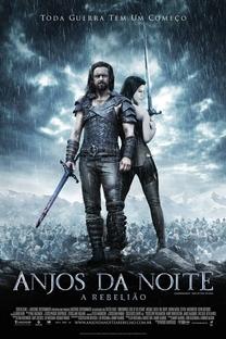Anjos da Noite - A Rebelião - Poster / Capa / Cartaz - Oficial 2