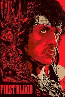 Rambo: Programado Para Matar - Poster / Capa / Cartaz - Oficial 5