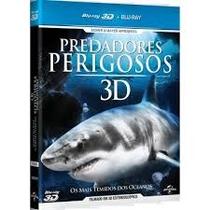 Predadores Perigosos - Os Mais Temidos Dos Oceanos - Poster / Capa / Cartaz - Oficial 1