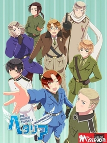 Hetalia: The world twinkle - Poster / Capa / Cartaz - Oficial 1