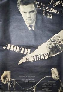 Homens e Bestas - Poster / Capa / Cartaz - Oficial 2