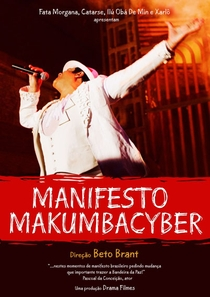 Manifesto Makumbacyber - Poster / Capa / Cartaz - Oficial 1