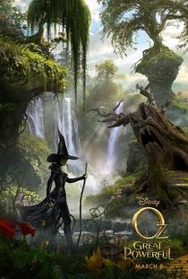Oz: Mágico e Poderoso - Poster / Capa / Cartaz - Oficial 4