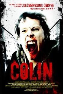 Colin - Poster / Capa / Cartaz - Oficial 1