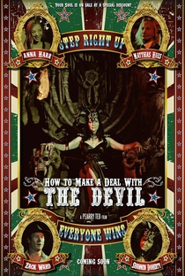 How to Make a Deal with the Devil - Poster / Capa / Cartaz - Oficial 1