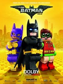 LEGO Batman: O Filme - Poster / Capa / Cartaz - Oficial 3