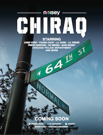 Chiraq - Poster / Capa / Cartaz - Oficial 1