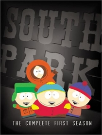 South Park (1ª Temporada) - Poster / Capa / Cartaz - Oficial 1