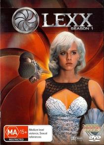 Lexx - Poster / Capa / Cartaz - Oficial 4