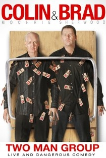 Colin & Brad: Two Man Group  - Poster / Capa / Cartaz - Oficial 1