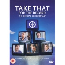 Take That: For the Recod - Poster / Capa / Cartaz - Oficial 1