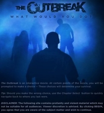 The Outbreak  - Poster / Capa / Cartaz - Oficial 1