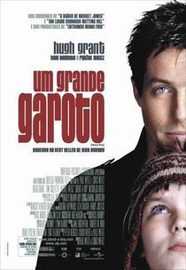 Um Grande Garoto - Poster / Capa / Cartaz - Oficial 2