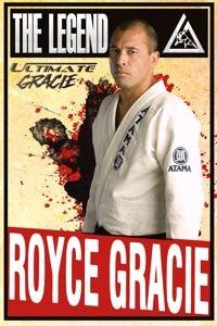 Ultimate Gracie - Poster / Capa / Cartaz - Oficial 1
