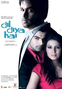 Dil Diya Hai - Poster / Capa / Cartaz - Oficial 3