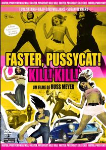 Faster, Pussycat! Kill! Kill! - Poster / Capa / Cartaz - Oficial 9