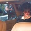 Lindsay Lohan aparece como Liz Taylor mais velha em novas fotos de Liz & Dick