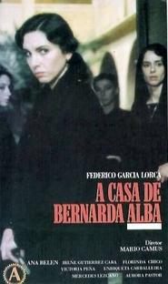 A Casa de Bernarda Alba - Poster / Capa / Cartaz - Oficial 2