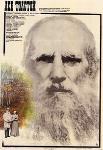 Lev Tolstoy    - Poster / Capa / Cartaz - Oficial 1