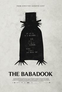 O Babadook - Poster / Capa / Cartaz - Oficial 1