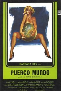 Porco Mondo - Poster / Capa / Cartaz - Oficial 3