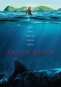 Águas Rasas - Poster / Capa / Cartaz - Oficial 6